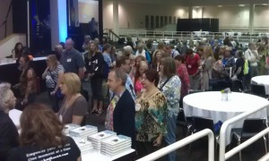 Book Signing Authors Breakfast 2014